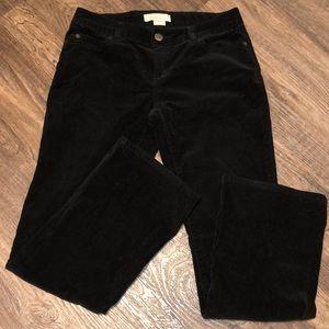 Michael Kors Womens Corduroy Pants